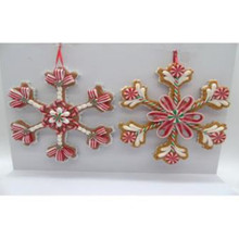 Candy Snowflake Ornament #MTX59945