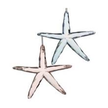 Acrylic Starfish Ornament #MTX59969