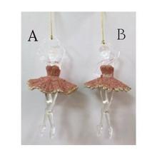 Acrylic Ballerina Ornament #MTX60001