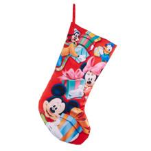 Kurt Adler Disney Mickey & Friends Stocking #DN7194