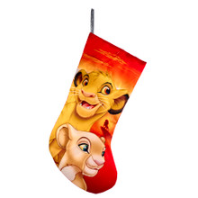 Kurt Adler Disney The Lion King Stocking #DN7197