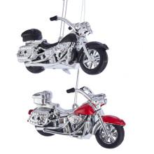 Kurt Adler Motorcycle Ornament #T2632