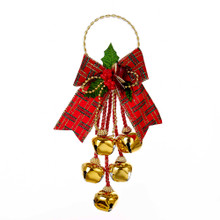 Kurt Adler Jingle Bell Door Hanger #J5025