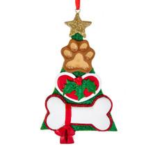 Kurt Adler Dog Tree Ornament #W8453