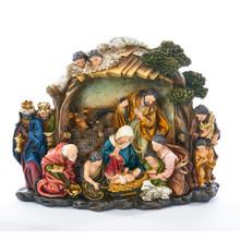 Kurt Adler Nativity Scene Table Piece #N1017
