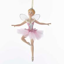 Kurt Adler Sugar Plum Fairy Ornament #C7656