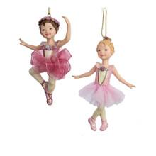 Kurt Adler Ballet Girl Onament #C8339