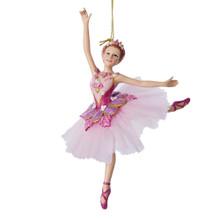 Kurt Adler Sugar Plum Ballerina Ornament #C8575