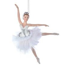 Kurt Adler Swan Lake Ballerina #E0313