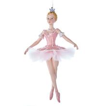 Kurt Adler Sleeping Beauty Ballerina Ornament #E0314