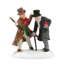Department 56 Christmas A Humbug, Uncle #4036526