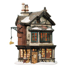 Department 56 Ebenezer Scrooge's House #56.5849