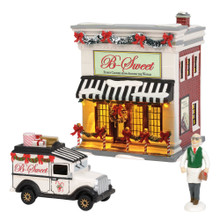 Department 56 B Sweet Shop #6002956