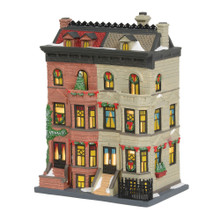 Department 56 Upper Westside Brownstone #6003055