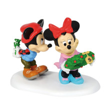 Department 56 Mickey's Mistletoe Surprise #4059719