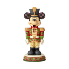 Department 56 by Jim Shore Mickey Mouse Nutcracker #6000946