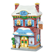 Department 56 Snoopy's Root Beer Café #6001194