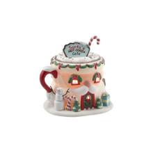 Department 56 Santa's Hot Cocoa Cafe #4020207
