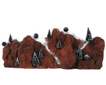 Lemax Village Collection Large Village Mountain Backdrop #81011