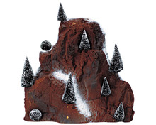 Lemax Village Collection Medium Village Mountain Backdrop #81012
