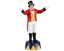 Lemax Village Collection Ringmaster #02952