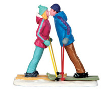 Lemax Village Collection First Ski Date #42269