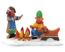 Lemax Village Collection Campfire Cookies #82592