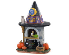 Lemax Village Collection Witch's Brew Coffee #03506