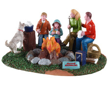 Lemax Village Collection S'More Family Fun #03524