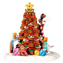 Lemax Village Collection The Family Tree #73291