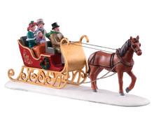 Lemax Village Collection Victorian Sleigh Ride #93433