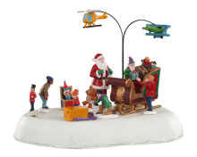 Lemax Village Collection Jolly Toys, B/O #04723