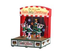 Lemax Village Collection Christmas Belle's Hoilday Recital, B/O #04726