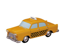 Lemax Village Collection Taxi Cab #84832