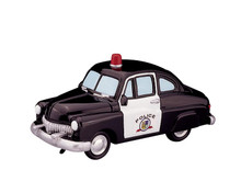 Lemax Village Collection Police Squad Car #84833