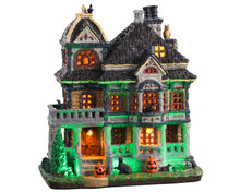 Lemax Village Collection Grimsbury Haunted House #05609