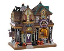 Lemax Village Collection Black Cat Halloween Decor #05610
