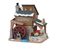 Lemax Village Collection Herschel's Sawmill #05625
