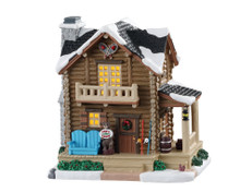 Lemax Village Collection Pop's Cabin #05627