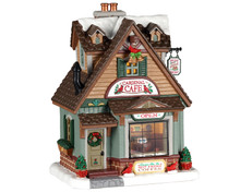 Lemax Village Collection Cardinal Cafe #05628