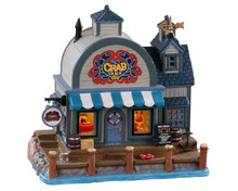 Lemax Village Collection The Crab Shack #05630