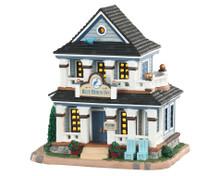 Lemax Village Collection Blue Heron Inn #05631