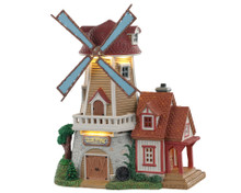 Lemax Village Collection Olde Stone Mill #05637