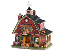 Lemax Village Collection Hickory Hills Farm #05638