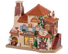 Lemax Village Collection Artigiano Bakery #05648