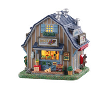 Lemax Village Collection Bart's Country Produce & Crafts #05663
