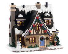 Lemax Village Collection Bristol Estate #05666