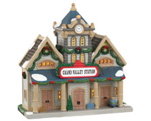 Lemax Village Collection Grand Valley Station #05669