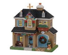 Lemax Village Collection Foster Residence #05673