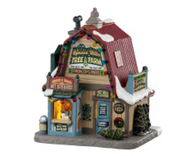 Lemax Village Collection Spruce Hills Tree Farm #05675